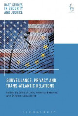 Omslag - Surveillance, Privacy and Trans-Atlantic Relations