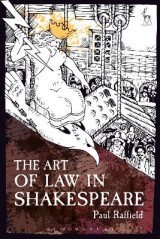 Omslag - The Art of Law in Shakespeare