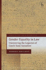 Omslag - Gender Equality in Law