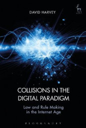 Collisions in the Digital Paradigm av David John Harvey (Innbundet)