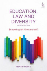 Omslag - Education, Law and Diversity