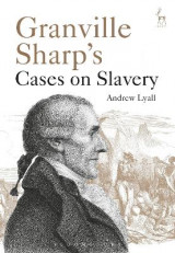Omslag - Granville Sharp's Cases on Slavery