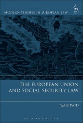 The European Union and Social Security Law av Jaan Paju (Innbundet)