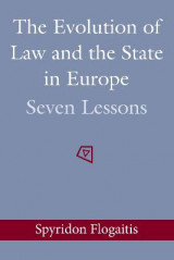 Omslag - The Evolution of Law and the State in Europe