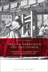 Omslag - The Law Emprynted and Englysshed