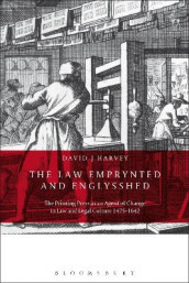 The Law Emprynted and Englysshed av David John Harvey (Heftet)