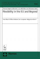 Omslag - Flexibility in the EU and Beyond