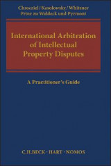 Omslag - International Arbitration of Intellectual Property Disputes