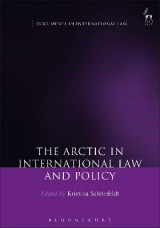 Omslag - The Arctic in International Law and Policy