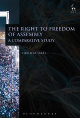 Omslag - The Right to Freedom of Assembly