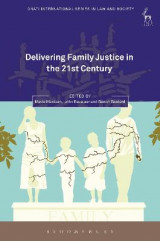 Omslag - Delivering Family Justice in the 21st Century