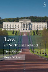 Omslag - Law in Northern Ireland
