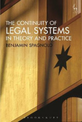 Omslag - The Continuity of Legal Systems in Theory and Practice
