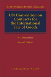 UN Convention on Contracts for the International Sale of Goods av Stefan Kroell, Loukas A Mistelis og Maria del Pilar Perales Viscasillas (Innbundet)