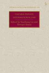 Omslag - Chinese Private International Law