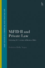 Omslag - MiFID II and Private Law