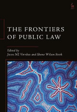 Omslag - The Frontiers of Public Law