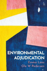 Omslag - Environmental Adjudication