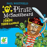 Omslag - Pirate McSnottbeard in the Zombie Terror Rampage