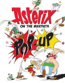 Asterix on the Warpath Pop-Up Book av Rene Goscinny (Innbundet)