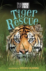 Omslag - Tiger Rescue