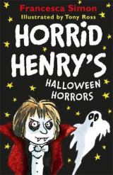 Omslag - Horrid Henry's Seriously Spooky Joke Book