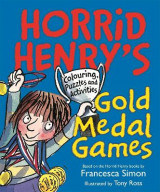 Omslag - Horrid Henry's Gold Medal Games
