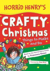 Omslag - Horrid Henry's Crafty Christmas