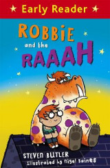 Omslag - Early Reader: Robbie and the RAAAH