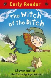 Early Reader: The Witch of the Ditch av Steven Butler (Heftet)