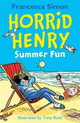 Omslag - Horrid Henry Summer Fun