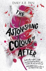 Omslag - The Astonishing Colour of After
