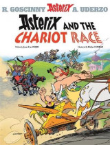 Omslag - Asterix: Asterix and the Chariot Race