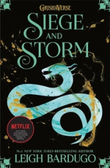 Omslag - The Grisha: Siege and Storm