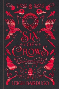 Six of Crows: Collector's Edition av Leigh Bardugo (Innbundet)
