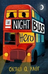Omslag - The Night Bus Hero