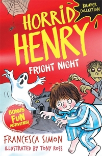 Horrid Henry: Fright Night av Francesca Simon (Heftet)