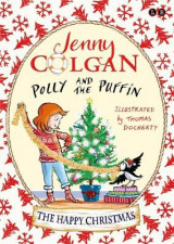 Omslag - Polly and the Puffin: The Happy Christmas