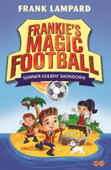Frankie's Magic Football: Summer Holiday Showdown av Frank Lampard (Heftet)