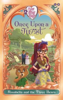 Once Upon a Twist: Rosabella and the Three Bears av Mattel (Heftet)