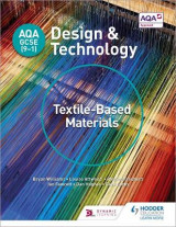 Omslag - AQA GCSE (9-1) Design and Technology: Textile-Based Materials