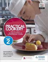 Omslag - Practical Cookery for the Level 2 Technical Certificate in Professional Cookery