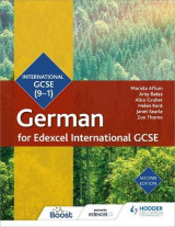 Omslag - Edexcel International GCSE German Student Book Second Edition