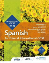 Omslag - Edexcel International GCSE Spanish Student Book Second Edition