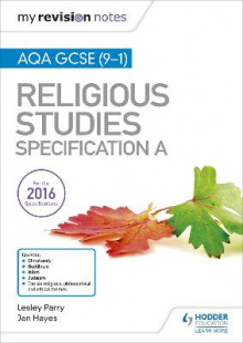 My Revision Notes AQA GCSE (9-1) Religious Studies Specification A av Lesley Parry og Jan Hayes (Heftet)