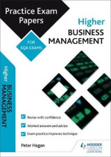 Omslag - Higher Business Management: Practice Papers for SQA Exams