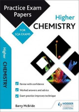 Omslag - Higher Chemistry: Practice Papers for SQA Exams
