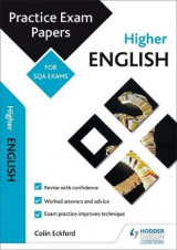 Omslag - Higher English: Practice Papers for SQA Exams
