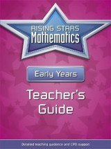 Omslag - Rising Stars Mathematics Early Years Teacher's Guide