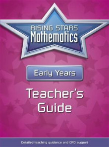 Rising Stars Mathematics Early Years Teacher's Guide av Cherri Moseley og Jane Winter (Spiral)